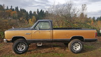 1986 Dodge RAM 150 Overview