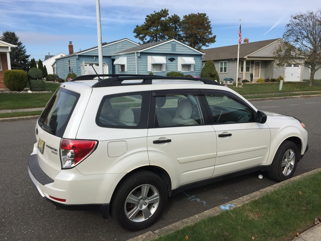 Picture of 2012 Subaru Forester 2.5X, exterior, gallery_worthy