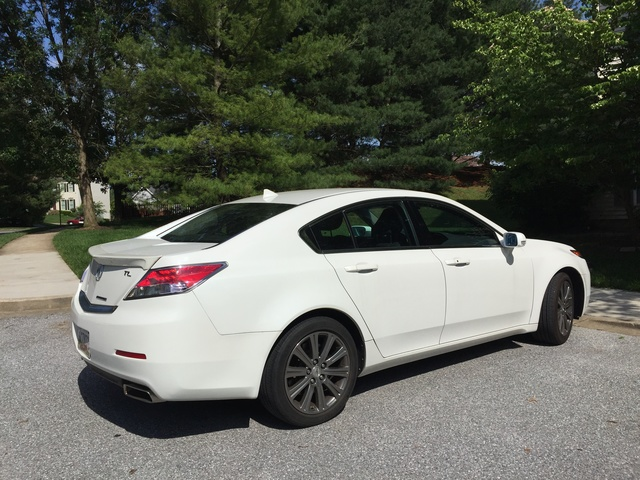 Picture of 2013 Acura TL Special Edition FWD, exterior, gallery_worthy