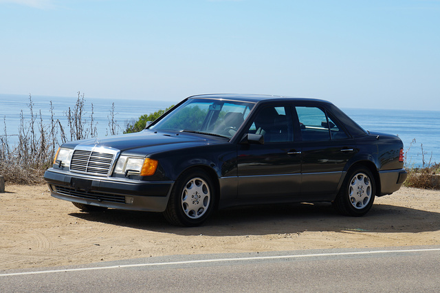 Picture of 1992 Mercedes-Benz 500-Class 500E Sedan