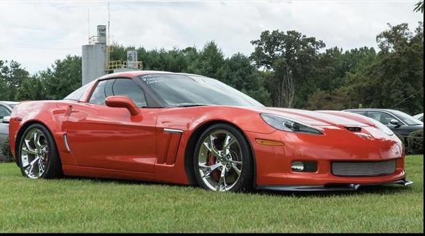 Picture of 2012 Chevrolet Corvette Grand Sport 2LT, gallery_worthy