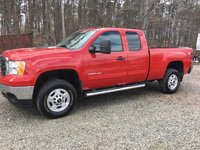 Picture of 2011 GMC Sierra 2500HD Work Truck Ext. Cab 4WD, exterior, gallery_worthy