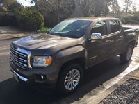 Picture of 2016 GMC Canyon SLT Crew Cab, gallery_worthy