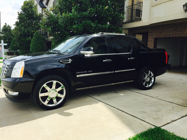 Picture of 2011 Cadillac Escalade EXT Sport, gallery_worthy