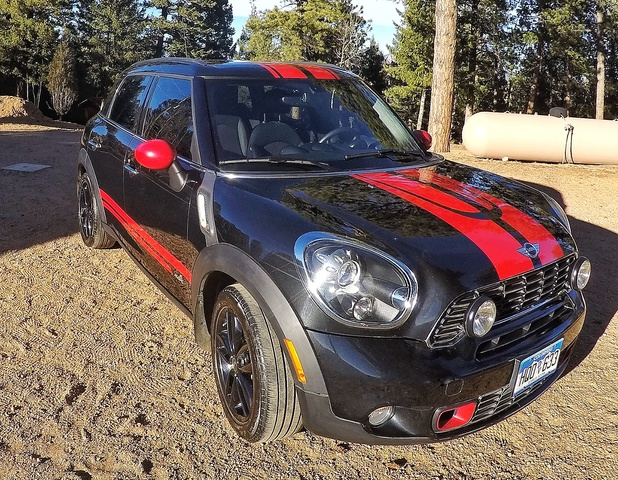 Picture of 2013 MINI Countryman S ALL4, gallery_worthy