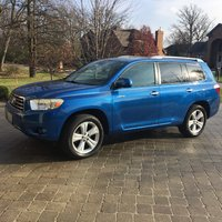 Picture of 2008 Toyota Highlander Limited 4WD, gallery_worthy