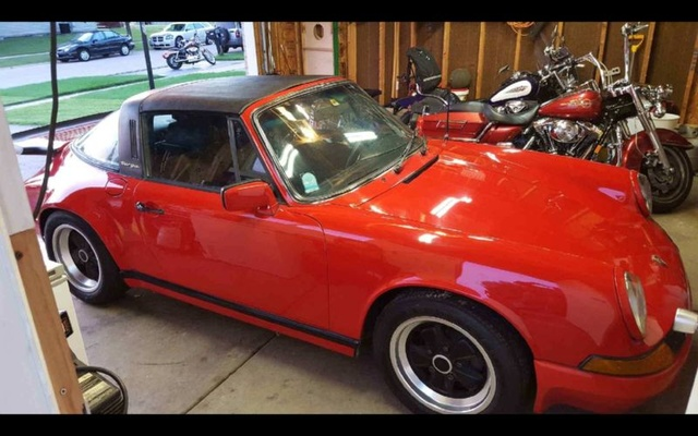 Picture of 1972 Porsche 911 E, exterior, gallery_worthy