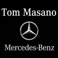 Tom Masano Mercedes-Benz logo