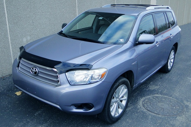Picture of 2009 Toyota Highlander Hybrid Base