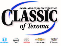 Classic of Texoma logo