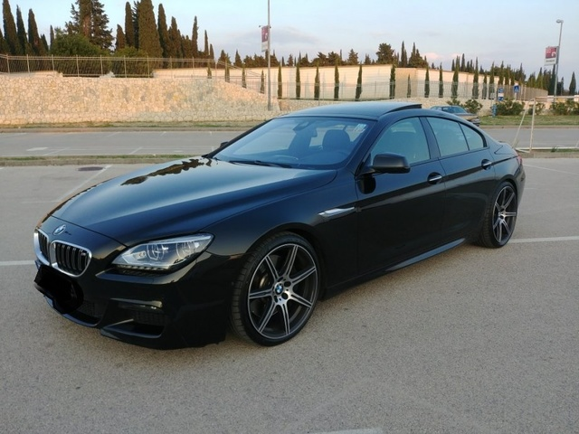Picture of 2012 BMW 6 Series 650i xDrive Coupe AWD