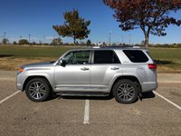 2012 Toyota 4Runner Picture Gallery