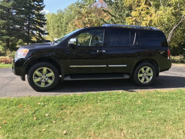 Picture of 2012 Nissan Armada Platinum 4WD