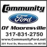 Community Ford of Mooresville logo
