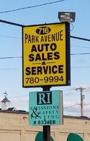 Park Avenue Auto Sales logo