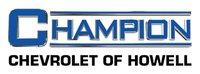 Champion Chevrolet of Howell logo