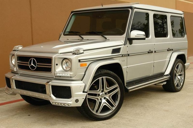 Picture of 2003 Mercedes-Benz G-Class G 55 AMG
