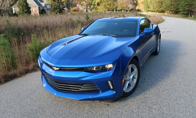 Picture of 2017 Chevrolet Camaro LS Coupe RWD
