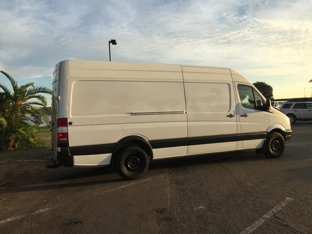 Picture of 2010 Mercedes-Benz Sprinter 2500 170 WB Extended Passenger Van