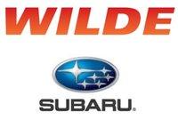 Wilde Subaru logo