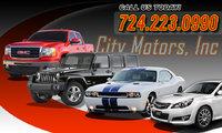 City Motors Inc. logo