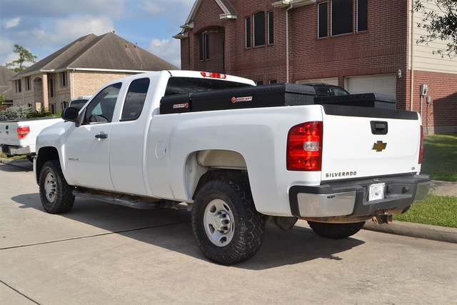 Picture of 2010 Chevrolet Silverado 2500HD Work Truck Extended Cab RWD