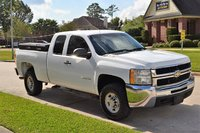 Picture of 2010 Chevrolet Silverado 2500HD Work Truck Extended Cab RWD, exterior, gallery_worthy