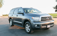 Picture of 2011 Toyota Sequoia SR5 5.7L 4WD FFV, exterior, gallery_worthy