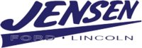 Jensen Ford Lincoln logo