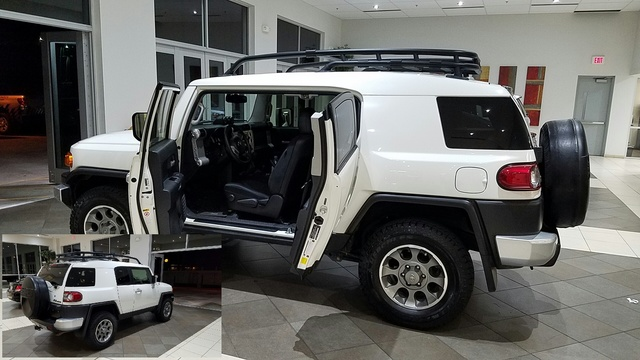 Picture of 2013 Toyota FJ Cruiser 4WD, gallery_worthy