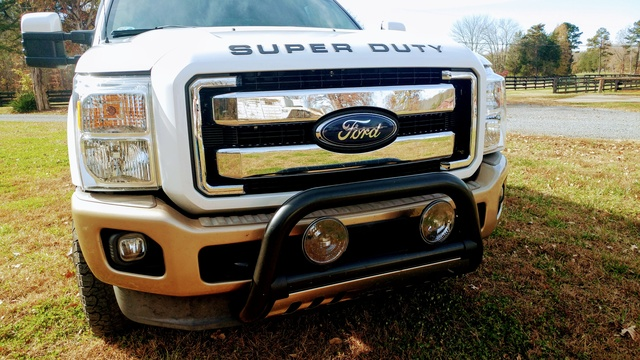 Picture of 2012 Ford F-350 Super Duty King Ranch Crew Cab LB DRW 4WD, gallery_worthy
