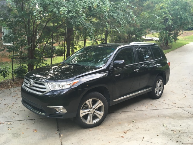 Picture of 2012 Toyota Highlander Limited AWD, gallery_worthy