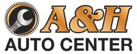 A&H Auto Center logo