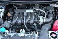 Engine bay of the 2018 Honda Fit, gallery_worthy