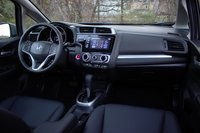Cabin of the 2018 Honda Fit, interior, gallery_worthy