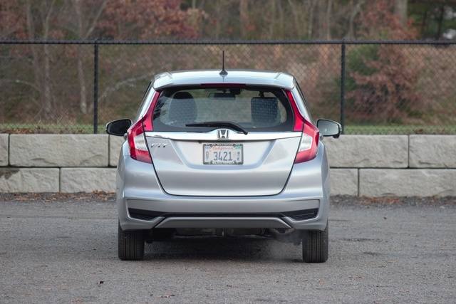 Rear of the 2018 Honda Fit, exterior, gallery_worthy