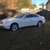 Picture of 2008 Mercedes-Benz CLS-Class CLS 550, gallery_worthy