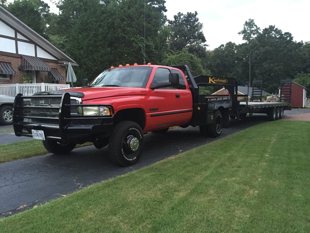Picture of 1998 Dodge Ram 3500 Laramie SLT 4WD Extended Cab LB, gallery_worthy
