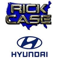 Rick Case Hyundai logo
