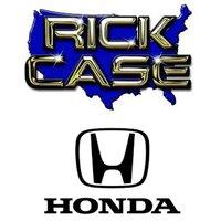 Rick Case Honda. Express Service, Certified Used Dealer, Internet Certified