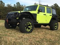 Picture of 2016 Jeep Wrangler Backcountry, exterior, gallery_worthy