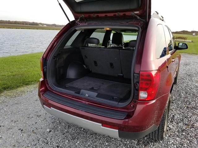 2009 Pontiac Torrent Interior Pictures Cargurus