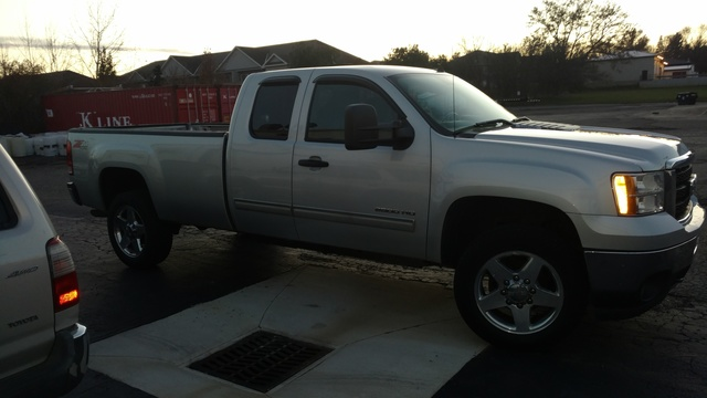 Picture of 2011 GMC Sierra 2500HD SLE Ext. Cab 4WD