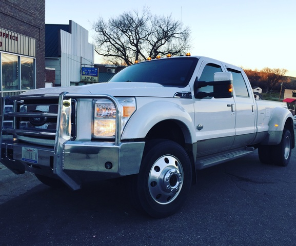 Picture of 2012 Ford F-450 Super Duty King Ranch Crew Cab 8ft Bed DRW 4WD, gallery_worthy
