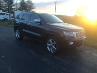Picture of 2012 Jeep Grand Cherokee Overland Summit 4WD, gallery_worthy