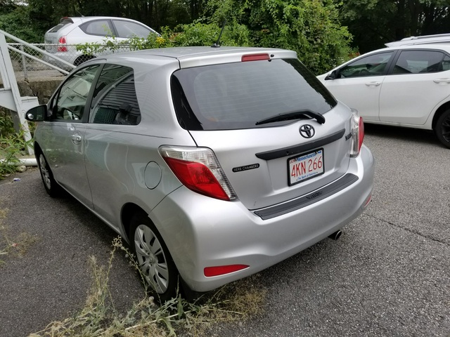 Picture of 2013 Toyota Yaris L 2dr Hatchback, gallery_worthy