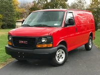 2013 GMC Savana Cargo Picture Gallery