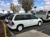 1997 Dodge Caravan 4 Dr ES Passenger Van, Right rear , gallery_worthy
