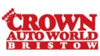 Crown Auto World Bristow logo