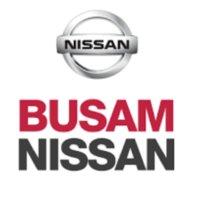 Busam Nissan logo